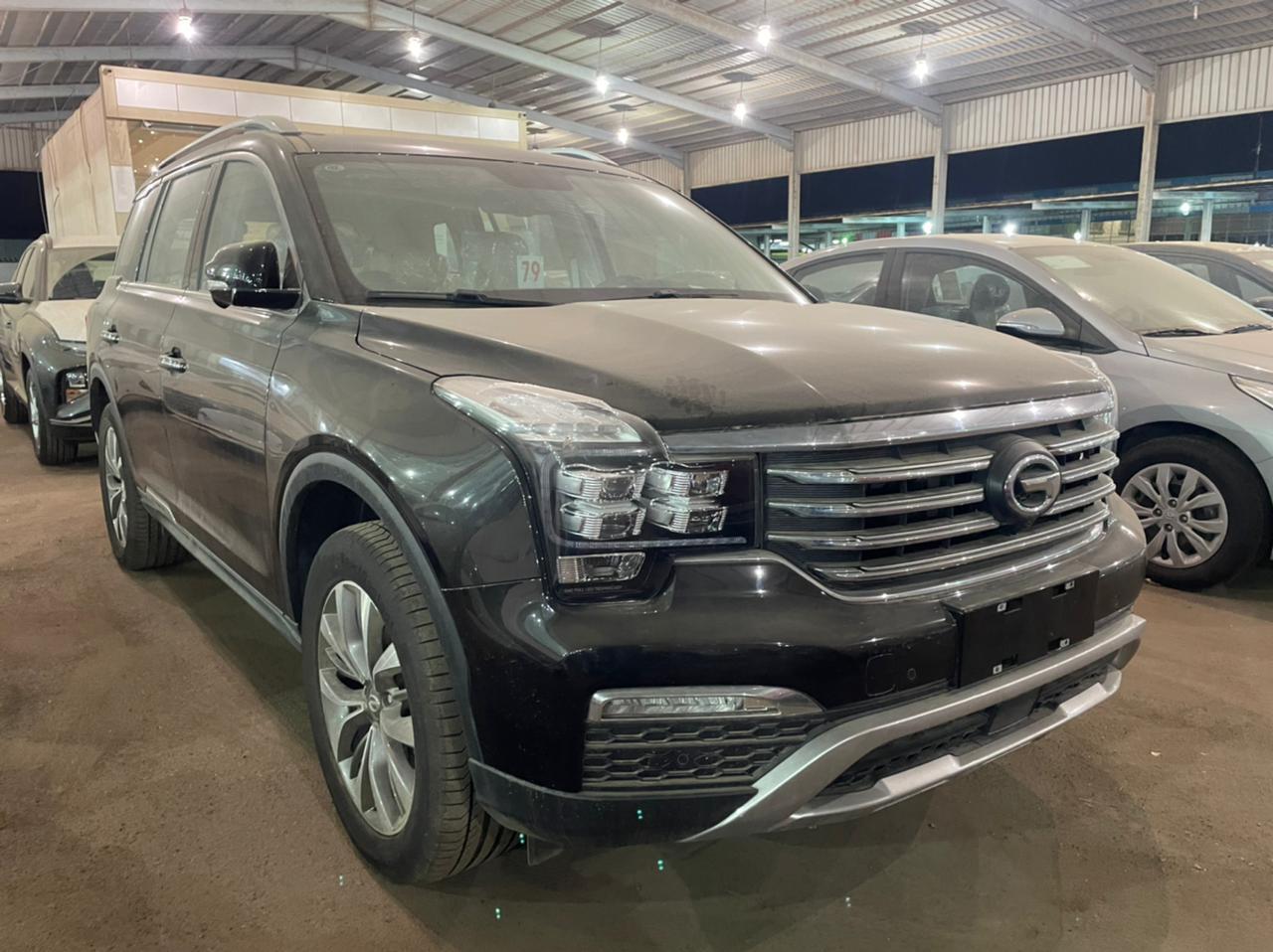 GAC فل  GS8  دبل 2020 سعودي جديد للبيع في جدة - السعودية - صورة كبيرة - 3
