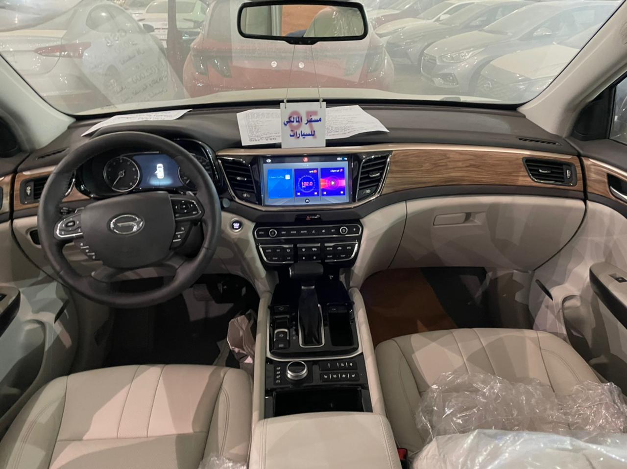 GAC فل  GS8  دبل 2020 سعودي جديد للبيع في جدة - السعودية - صورة كبيرة - 8