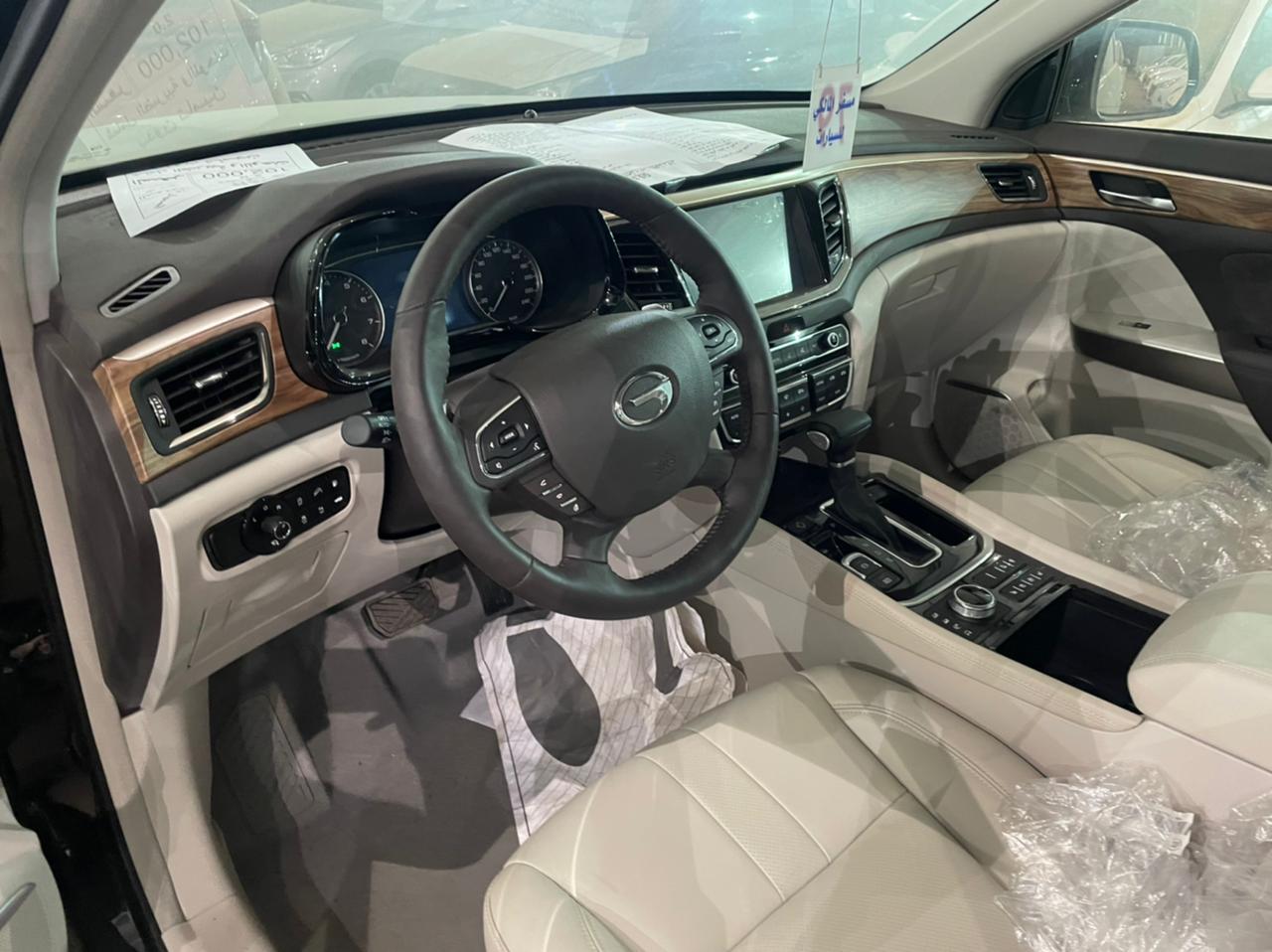 GAC فل  GS8  دبل 2020 سعودي جديد للبيع في جدة - السعودية - صورة كبيرة - 16