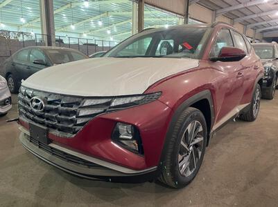 سيارة هونداي توسان Mid Comfort نص فل  2022 سعودي جديد للبيع