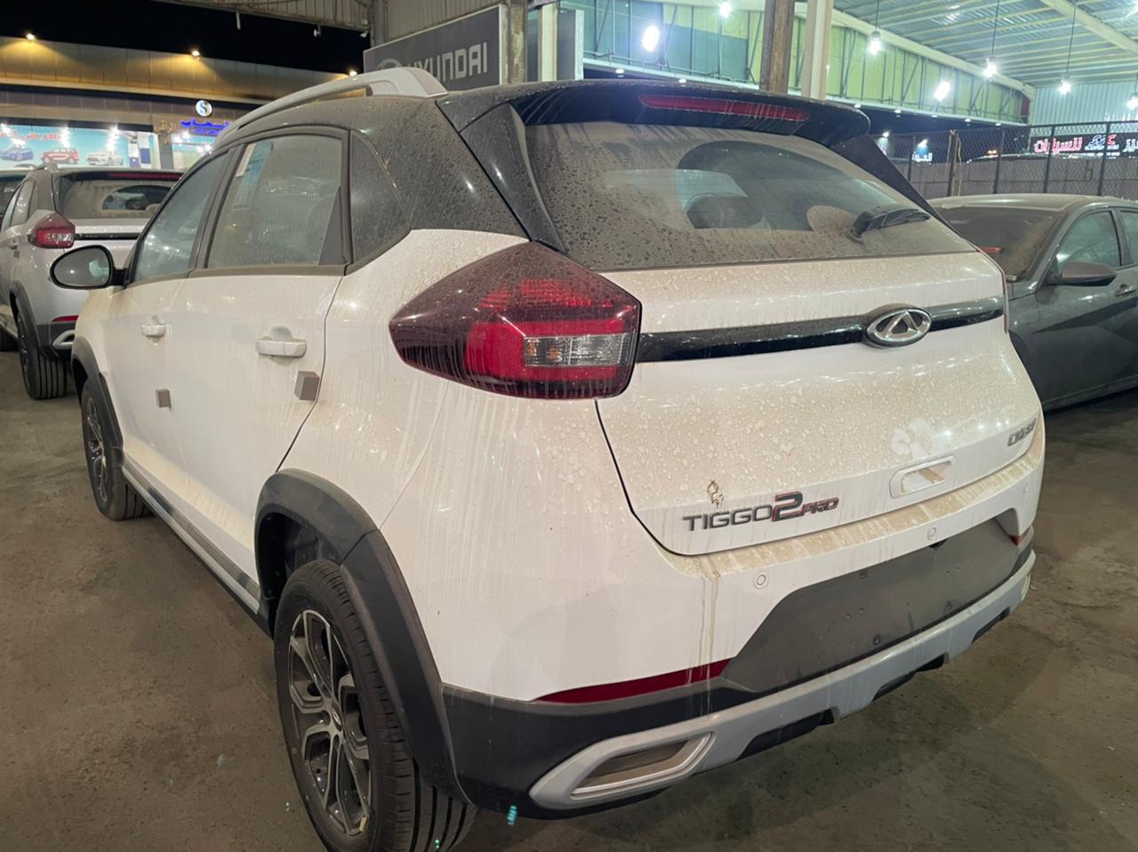 شيري تيجوو 2 ستاندر  2021 سعودي جديد للبيع في جدة - السعودية - صورة كبيرة - 4