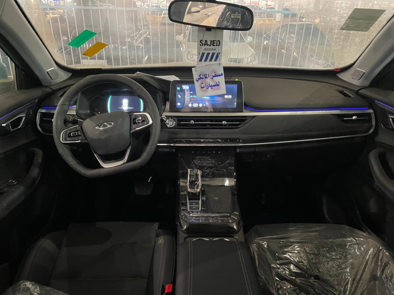 شيري تيجوو 7 نص فل 2021 سعودي جديد  للبيع في جدة - السعودية - صورة كبيرة - 9