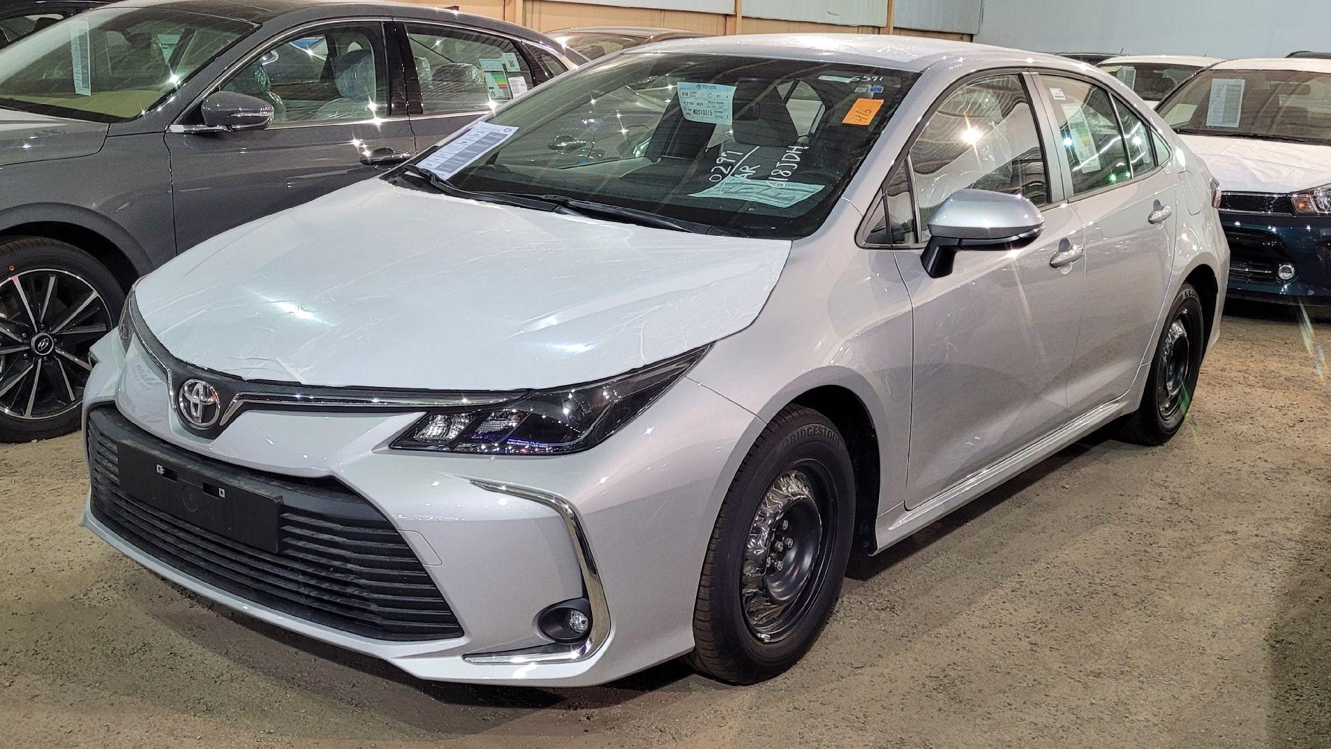 مباع - تويوتا كورولا XLI ستاندر  2021 سعودي جديد للبيع في الرياض - السعودية - صورة كبيرة - 1