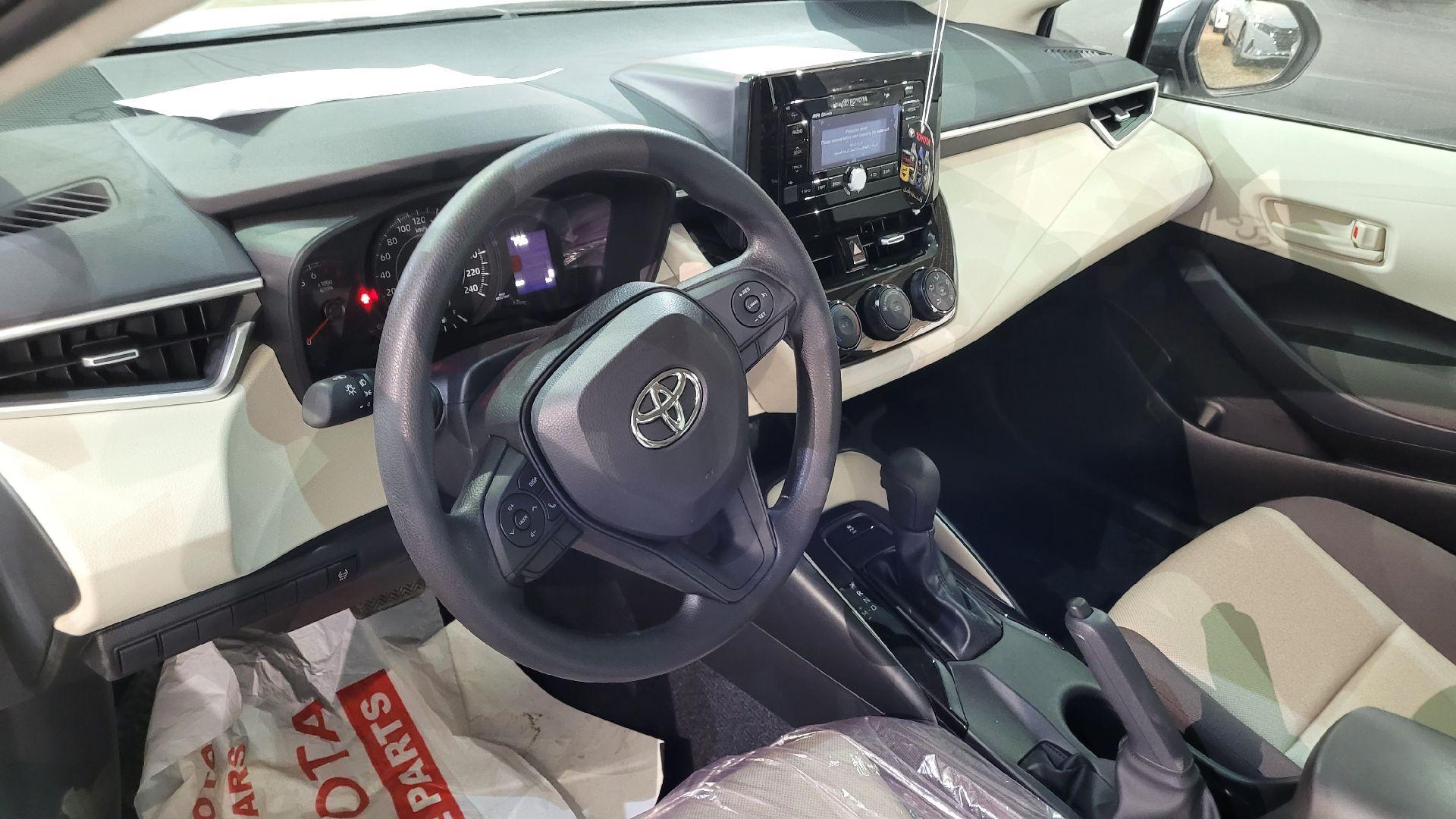 مباع - تويوتا كورولا XLI ستاندر  2021 سعودي جديد للبيع في الرياض - السعودية - صورة كبيرة - 15