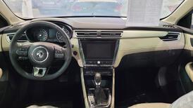 مباع - MG 5 نص فل COM سعودي 2021 جديد للبيع في الرياض - السعودية - صورة صغيرة - 12