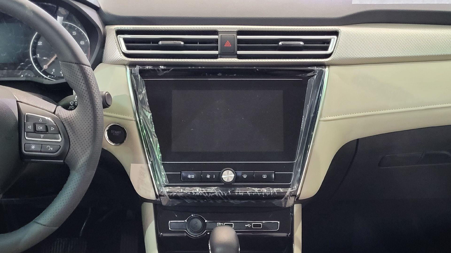 مباع - MG 5 نص فل COM سعودي 2021 جديد للبيع في الرياض - السعودية - صورة كبيرة - 10