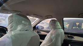 مباع - MG 5 ستاندر STD سعودي 2021 جديد للبيع في الرياض - السعودية - صورة صغيرة - 13