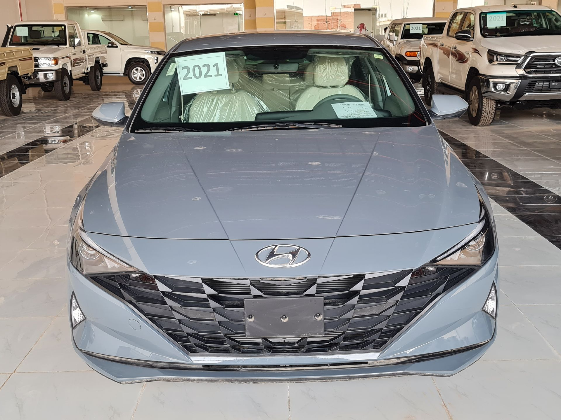 هونداي النترا Smart ستاندر 2021 سعودي جديد للبيع في الرياض - السعودية - صورة كبيرة - 5