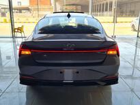 مباع - هونداي النترا Smart Plus  نص فل 2021  سعودي جديد للبيع في الرياض - السعودية - صورة صغيرة - 2