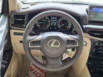 لكزس LX 570 2021 نص فل سعودي للبيع في الرياض - السعودية - صورة صغيرة - 16