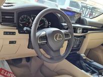 لكزس LX 570 2021 نص فل سعودي للبيع في الرياض - السعودية - صورة صغيرة - 14