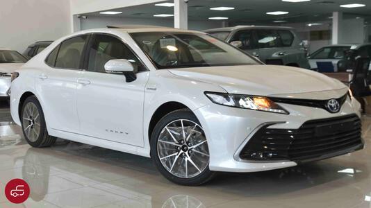 سيارة تويوتا كامري  2021 (  GLE_ K  ) هايبرد  سعودي جديد  للبيع