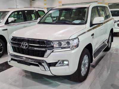 سيارة تويوتا لاندكروزر 2021 للبيع للبيع