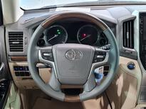 تويوتا لاندكروزر VXR 2021 ستاندر خليجي للبيع في الرياض - السعودية - صورة صغيرة - 11