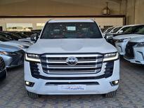 مباع - تويوتا لاندكروزر VXR 2022 فل خليجي للبيع في الرياض - السعودية - صورة صغيرة - 5