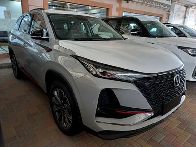 سيارة شانجان CS75 Plus Smart 2022 نص فل سعودي للبيع