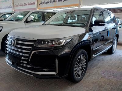 سيارة شانجان CS95 Royal 2022 4WD فل سعودي للبيع