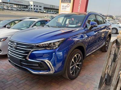سيارة شانجان CS85 Limited 2022 فل سعودي للبيع