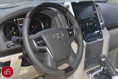 تويوتا لاندكروزر 2021 VXR   فتحة محرك 5.7 مخمل   كت خليجي جديد للبيع في الرياض - السعودية - صورة صغيرة - 6