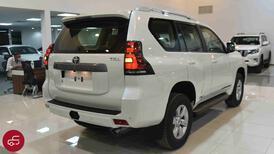 تويوتا برادو 2022 TXL1 بنزين 6 سلندر سعودي للبيع في الرياض - السعودية - صورة صغيرة - 3