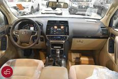 تويوتا برادو 2022 TXL1 بنزين 6 سلندر سعودي للبيع في الرياض - السعودية - صورة صغيرة - 9