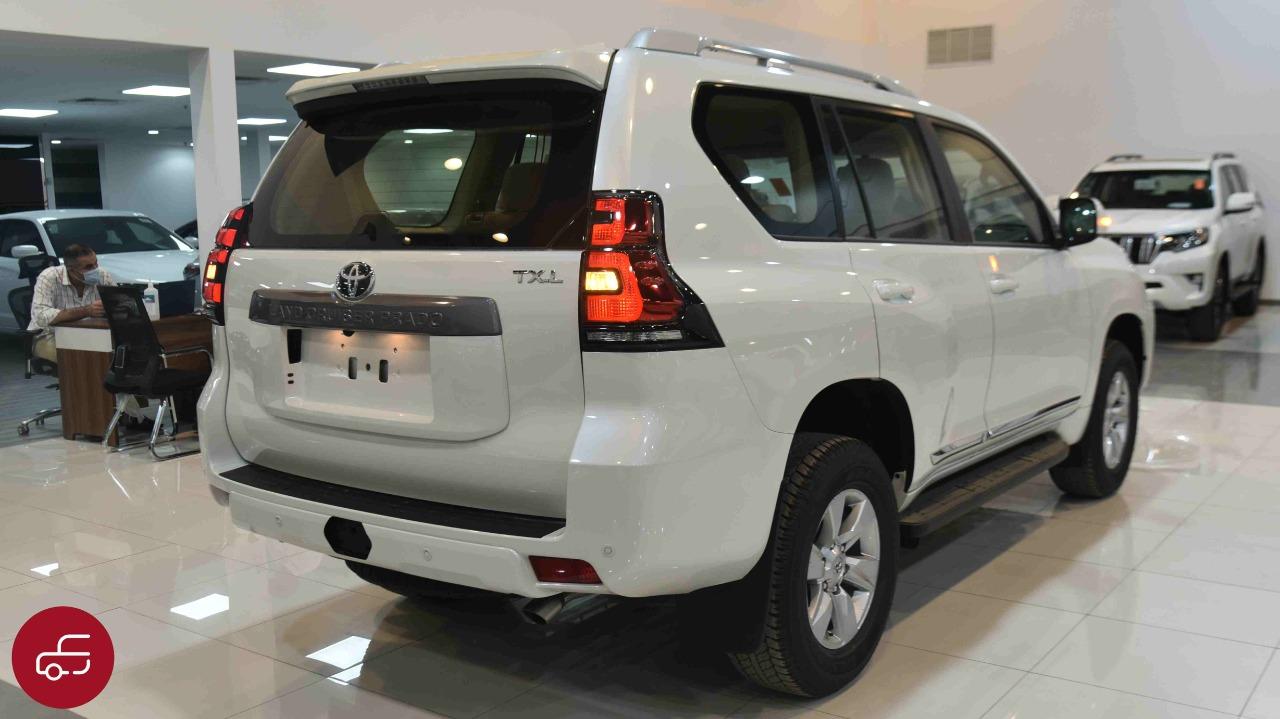 تويوتا برادو 2022 TXL1 بنزين 6 سلندر سعودي للبيع في الرياض - السعودية - صورة كبيرة - 3