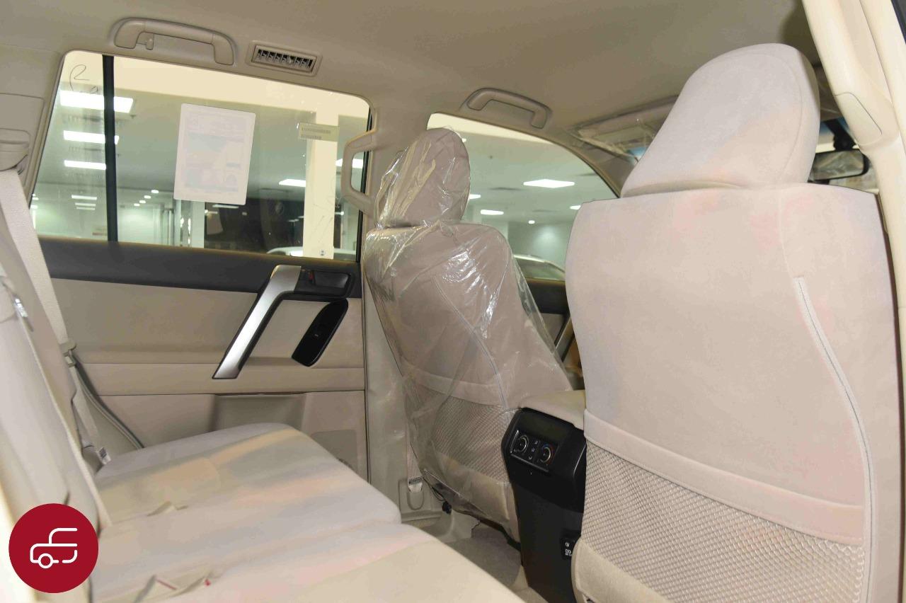 تويوتا برادو 2022 TXL1 بنزين 6 سلندر سعودي للبيع في الرياض - السعودية - صورة كبيرة - 10