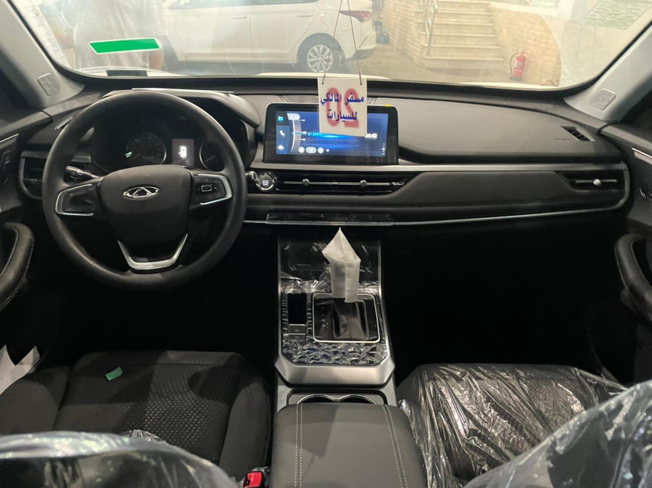 شيري تيجوو 4 2022 نص فل سعودي للبيع في جدة - السعودية - صورة كبيرة - 15