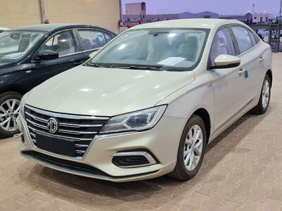 سيارة MG 5 COM 2021 نص فل سعودي للبيع