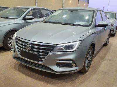 سيارة MG 5 LUX 2021  فل سعودي للبيع