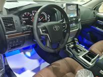 تويوتا لاندكروزر VXR 2021 فل بريمي للبيع في الرياض - السعودية - صورة صغيرة - 17