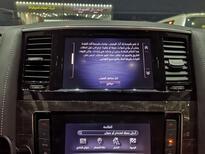 مباع - نيسان باترول بلاتينيوم 2021  سعودي فل للبيع في الرياض - السعودية - صورة صغيرة - 18