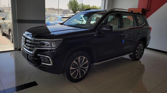 MG RX8 LUX 2021 فل سعودي