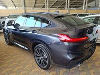 BMW الفئة X 4 xDrive 30i 2021 فل خليجي للبيع في الرياض - السعودية - صورة صغيرة - 5