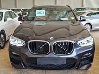 BMW الفئة X 4 xDrive 30i 2021 فل خليجي للبيع في الرياض - السعودية - صورة صغيرة - 4