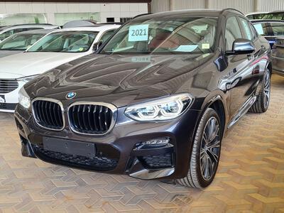 سيارة BMW الفئة X 4 xDrive 30i 2021 فل خليجي للبيع