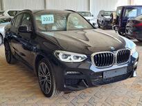 BMW الفئة X 4 xDrive 30i 2021 فل خليجي للبيع في الرياض - السعودية - صورة صغيرة - 6