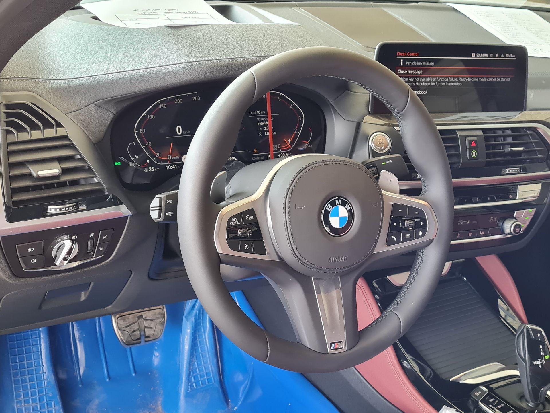BMW الفئة X 4 xDrive 30i 2021 فل خليجي للبيع في الرياض - السعودية - صورة كبيرة - 18