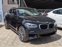 BMW الفئة X 4 xDrive 30i 2021 فل خليجي للبيع في الرياض - السعودية - صورة صغيرة - 2