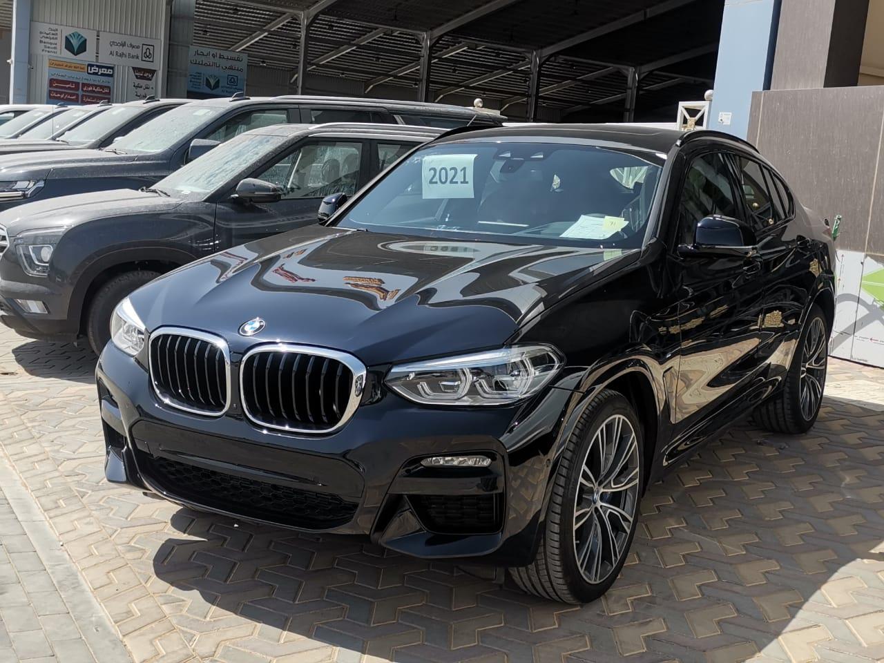 BMW الفئة X 4 xDrive 30i 2021 فل خليجي للبيع في الرياض - السعودية - صورة كبيرة - 1