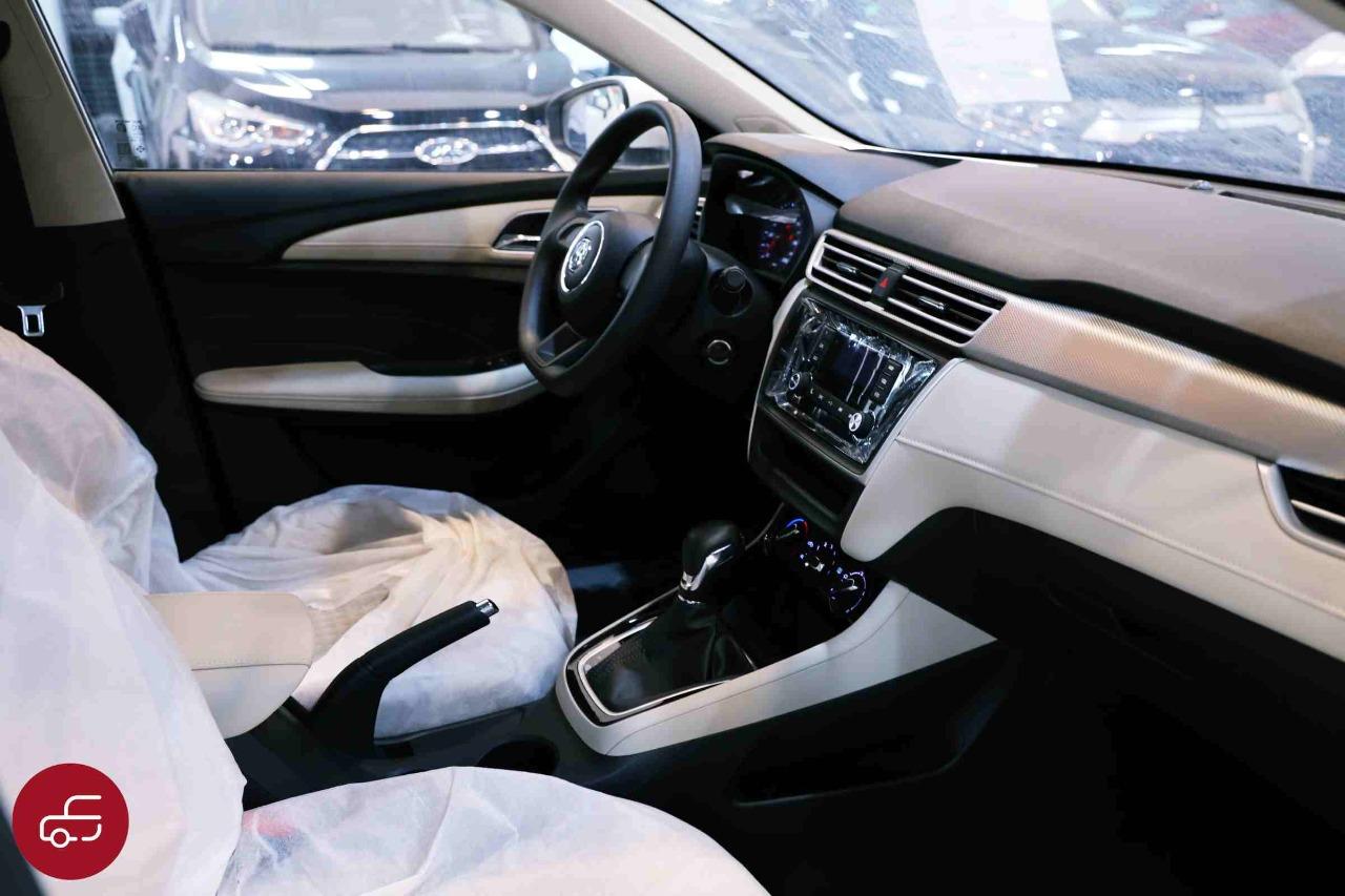 ام جي MG5 استاندر 2021  للبيع في الرياض - السعودية - صورة كبيرة - 7