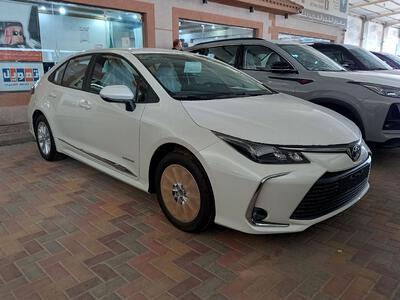 سيارة تويوتا كورولا XLI Executive 2021 ستاندر سعودي للبيع