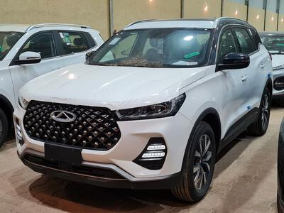 سيارة شيري تيجوو 7 2021 فل سعودي للبيع