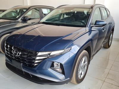 سيارة هونداي توسان Smart 2022 ستاندر سعودي للبيع