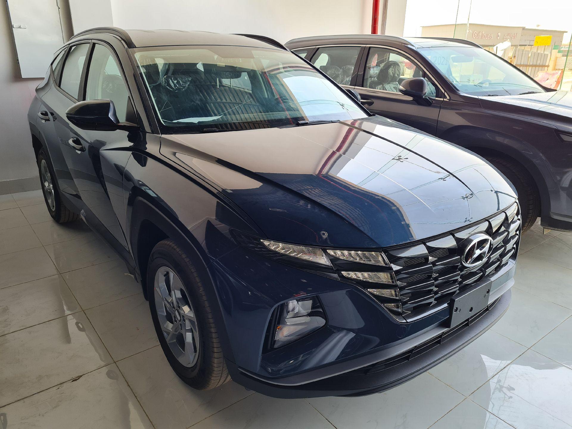 هونداي توسان Smart 2022 ستاندر سعودي للبيع في الرياض - السعودية - صورة كبيرة - 4