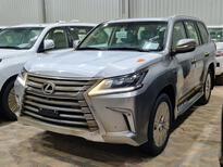 لكزس LX 570 2021 نص فل سعودي للبيع في الرياض - السعودية - صورة صغيرة - 1