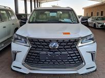 مباع - لكزس LX 570-S Sport 2021 فل سعودي للبيع في الرياض - السعودية - صورة صغيرة - 3