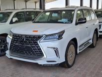 مباع - لكزس LX 570-S Sport 2021 فل سعودي للبيع في الرياض - السعودية - صورة صغيرة - 4