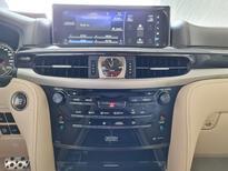 مباع - لكزس LX 570-S Sport 2021 فل سعودي للبيع في الرياض - السعودية - صورة صغيرة - 19