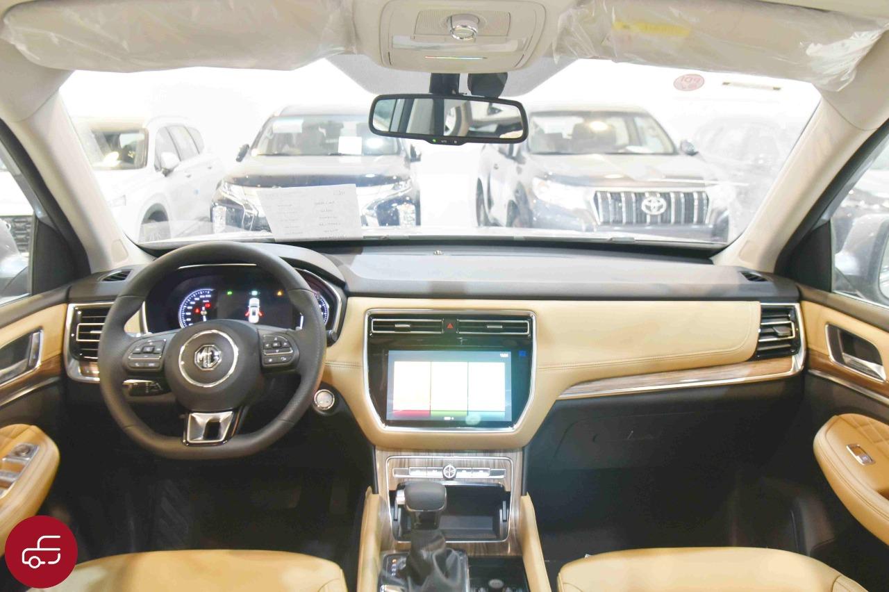 ام جي ار اكس فل كامل 2022  سعودي للبيع في الرياض - السعودية - صورة كبيرة - 7